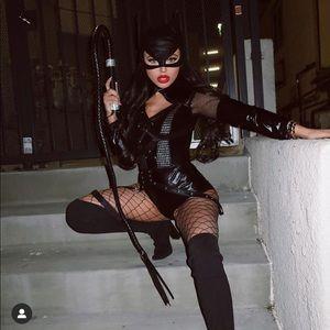 Halloween Costume Villainess Vixen